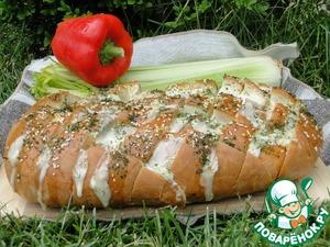 Рецепт Начиненный хлеб