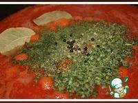 Домашний соус quot;Маринараquot; ингредиенты