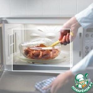 Что приготовить в микроволновой печи