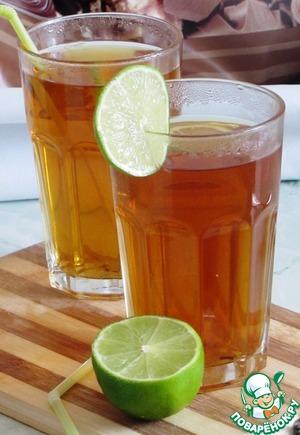Рецепт Лаймовый чай