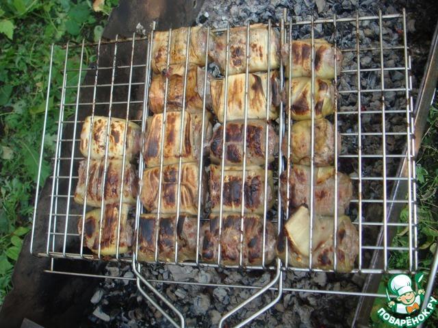 Как приготовить свинину с грибами в мультиварке редмонд