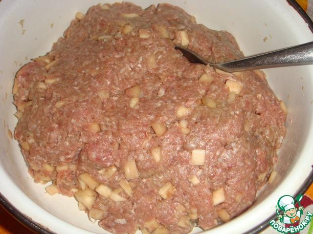 Второе блюдо из мясо на праздничный стол