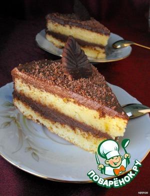 """Торт """"Трюфель"""" почти по ГОСТу"""
