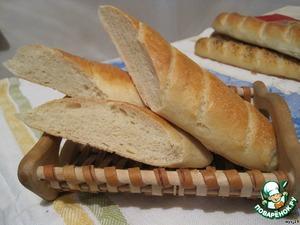 Рецепт Багет домашний