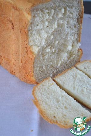 Рецепт Кефирный хлеб с сушеной петрушкой