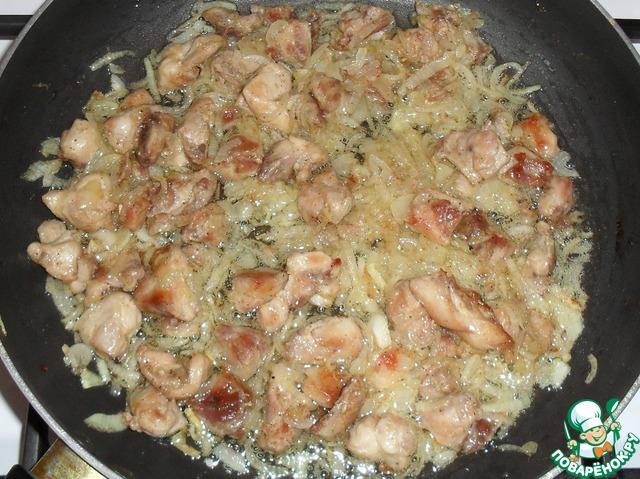 готовить плов на сковороде рецепт фото