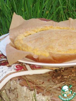 Рецепт Летний Томатный пирог