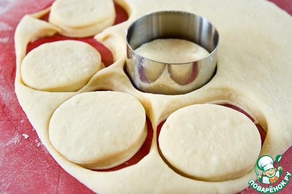 рецепт творожные калачики в духовке рецепт с фото