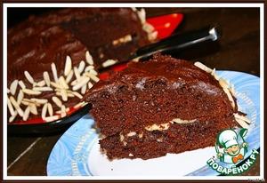 """Рецепт Идеальный шоколадный торт """"Hershey\'s"""""""