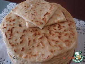 Рецепт Турецкие лепешки с мясом