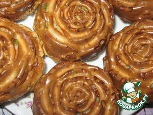 Рецепт Кексы закусочные из  плавленых сырков