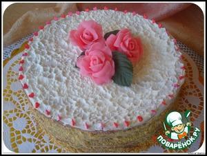 Рецепт Шоколадный торт на сковороде