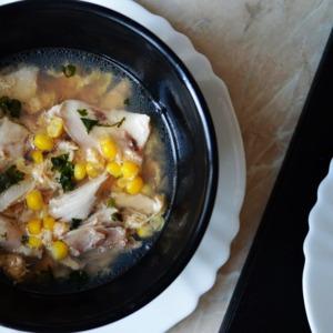 """Рецепт """"Кудрявый суп"""" в азиатском стиле"""