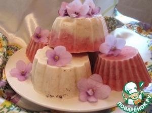 Рецепт Фруктовое мороженое на йогурте