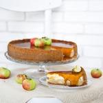 Чизкейк «Карамельные яблочки»