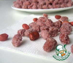 Рецепт Орешки в сахаре