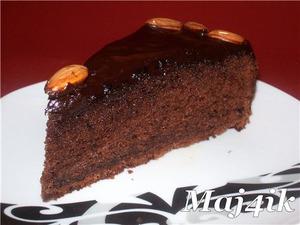 """Быстрый шоколадный торт """"Несквик"""""""