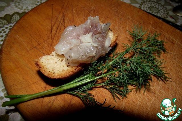 Сагудай из сельди рецепт