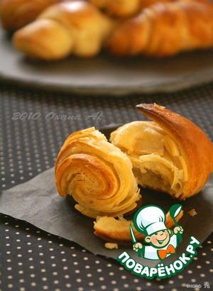 Рецепт Французские булочки