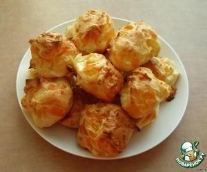 Сырные булочки вкусный рецепт с фото пошагово готовим