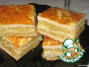 Рецепт Пирог цитрусовый