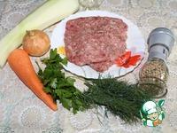 Мясные маффины ингредиенты