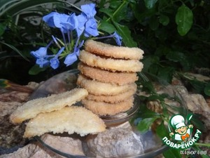 Рецепт Голландское карамельное печенье
