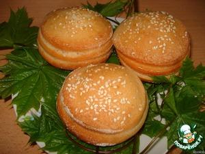 Рецепт Слоеные булочки