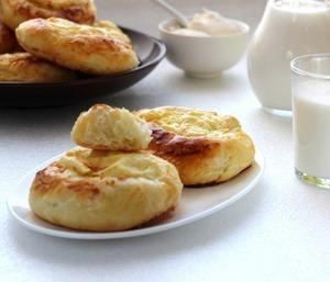 Рецепт Уральские шаньги с картошкой