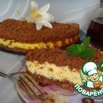 """Творожный пирог """"Торфяной"""""""