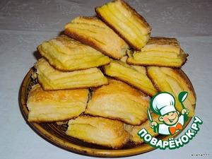 Рецепт Назуки  слоeные
