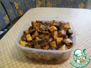 Рецепт Баклажаны вкусненькие