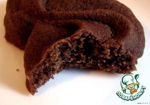 Рецепт Венское шоколадное сабле по рецепту Пьера Эрмэ