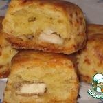 Печенье сырное с начинкой