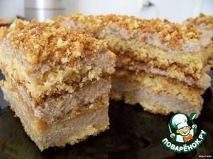 Рецепт Лимонно-кофейный торт «Почемучка Любовь»