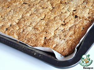 Рецепт Быстрое печенье с черносливом и грецкими орехами