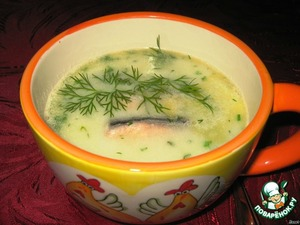 """Рецепт: Суп """"Калакейтто"""""""