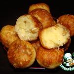 Сырные шарики с семечками