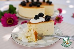 Готовим Сырный пирог с белым шоколадом рецепт с фото