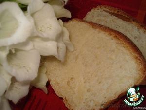 """Рецепт Хлеб тостовый """"Облачко"""" - Cream cheese bread"""