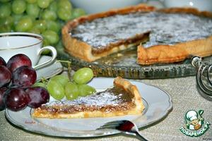 Рецепт Швейцарский сахарный пирог