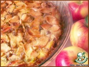 Рецепт Трансильванский яблочный пирог