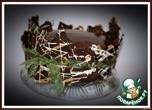 Рецепт Свадебный Шоколадный Торт