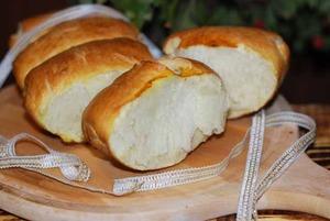"""Рецепт Японский молочный хлеб """"Hokkaido"""""""