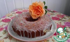 Рецепт Кабачковый кекс