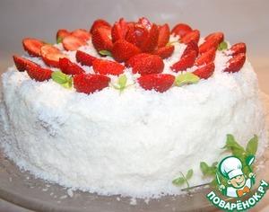 Рецепт Летний торт