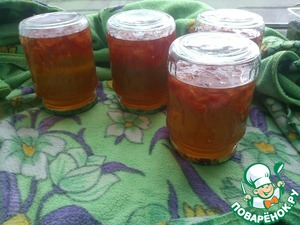 Рецепт Варенье из арбуза
