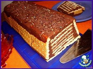 Рецепт Кекс без выпечки-2