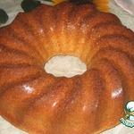 Обыкновеннный творожный кекс