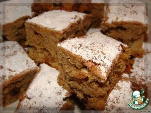 Рецепт Венгерский пирог к чаю